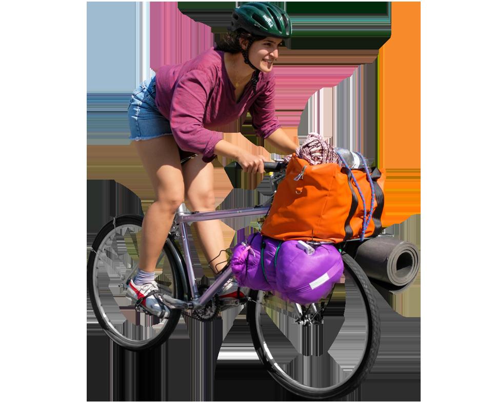 Voyager à vélo en toute sécurité